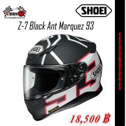 หมวกกันน็อค SHOEI Z-7 Black Ant Marquez 93