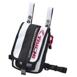กระเป๋าคาดเอว (เข็มขัด) คาดขา สะพายไหล่ RS Taichi RSB 263 Belt Pouch #สีขาว/สีแดง