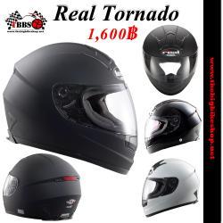 หมวกกันน็อค Real Tornado