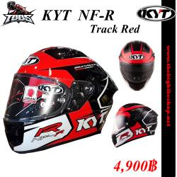 หมวกกันน็อคKYT รุ่น NF-R Track Red