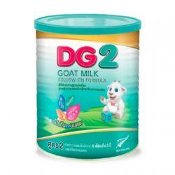 DG 2 Goat Milk นมแพะดีจี 2 800g.
