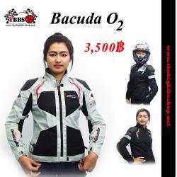 เสื้อการ์ด Bacuda O2 (ผู้หญิง)