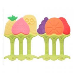 Silicone Teether (Fruits) ซิลิโคนกัดรูปผลไม้