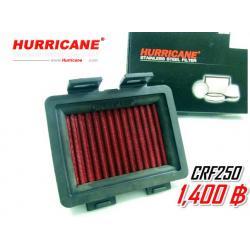 กรองใยผ้าสังเคราะห์ Hurricane for CRF 250