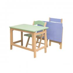 KS Foldable Table set โต๊ะและเก้าอี้พับได้