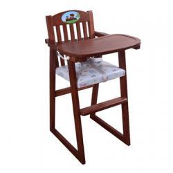 Wooden Highchair เก้าอี้สูงไม้