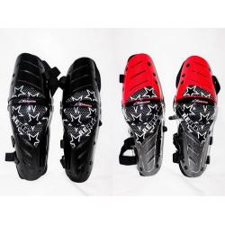 การ์ดเข่า Alpinestars #สีดำ/สีดำแดง