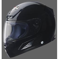 หมวกกันน็อค Real GJ998 สีดำเงา และ สีดำด้าน