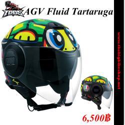 หมวกกันน็อค AGV Fluid Tartaruga
