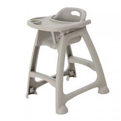 Premium Plastic Highchair เก้าอี้สูงพลาสติกเนื้อหนาอย่างดี