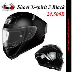 หมวกกันน็อคSHOEI X-Spirit 3 Black