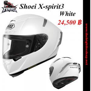 หมวกกันน็อคSHOEI X-Spirit 3 White