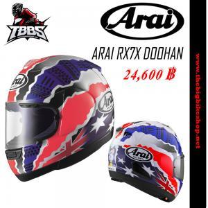 หมวกกันน็อค ARAI RX7X DOOHAN
