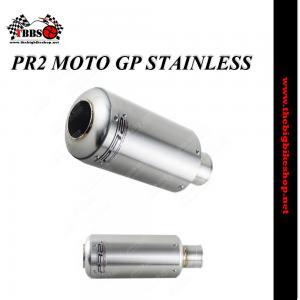ท่อPR2 MOTO GP STAINLESS