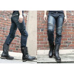 กางเกงยีนส์ UglyBros2slub-k (ซิปหลัง)แท้