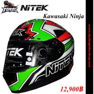 หมวกกันน็อค NiTEK P1 Kawasaki Ninja