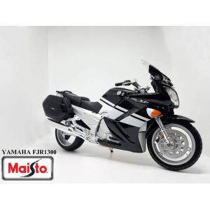 โมเดลรถ Maisto Yamaha FJR1300