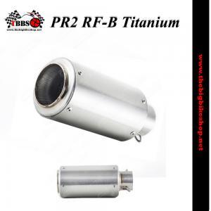 ท่อPR2 RF-B TITANIUM