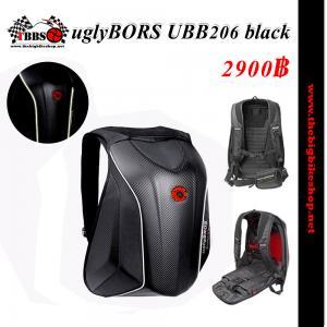 กระเป๋าเป้ uglyBORS UBB206 black