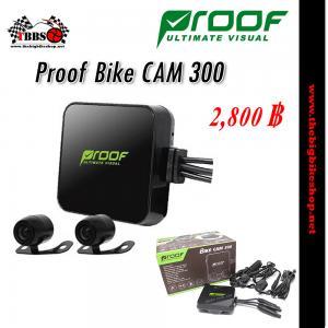 Proof กล้องติดรถมอเตอร์ไซต์ Bike Cam 300
