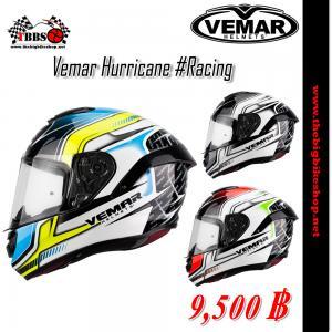 หมวกกันน็อค Vemar Hurricane รุ่น Racing