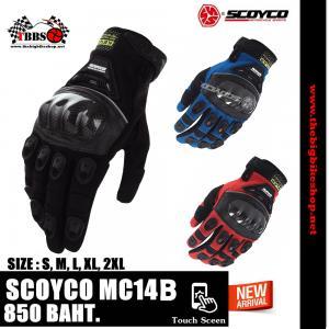 ถุงมือ Scoyco MC14B-2