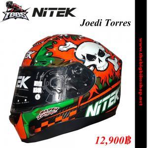 หมวกกันน็อค NiTEK P1 Jordi Torres