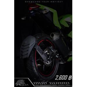 กันดีด ขาคู่ Esatto model นินจา300,Z300 (Leon)
