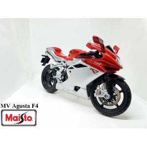 โมเดลรถ Maisto MV Agusta F4