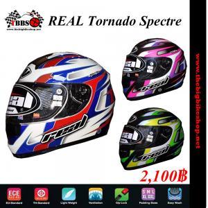 หมวกกันน็อค Real Tornado Spectre2017