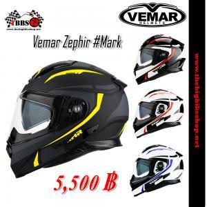 หมวกกันน็อค Vemar Zephir (เซฟไฟร์) รุ่น Mark