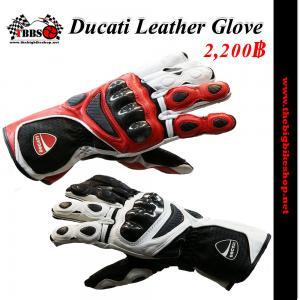 ถุงมือ Ducati Leather Glove