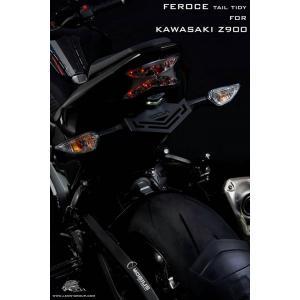 ท้ายกุด Leon for Kawasaki Z900 รุ่นTAIL TIDY รุ่น FEROCE