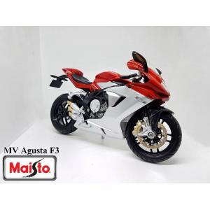 โมเดลรถ Maisto MV Agusta F3