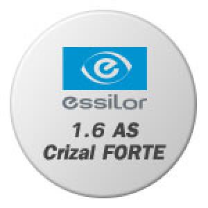 Essilor 1.6 AS Crizal FORTE uv