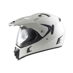 หมวกกันน็อค Real Drift-s #ขาวเงา