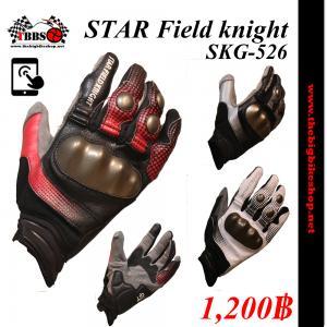ถุงมือ STAR Field knight SKG-526