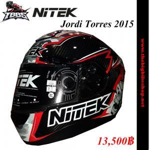 หมวกกันน็อค NiTEK P1 Jordi Torres 2015
