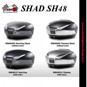 กล่องหลัง SHAD SH48