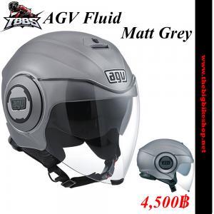 หมวกกันน็อค AGV Fluidฺฺ Matt Grey
