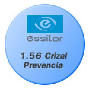 Essilor 1.56 AS Crizal Prevencia