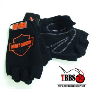ถุงมือผ้าฮาเล่ (ตัดนิ้ว)