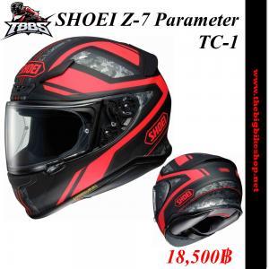 หมวกกันน็อคSHOEI Z-7 Parameter TC-1