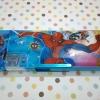 กล่องดินสอปากกา สไปเดอร์แมน Spiderman ขนาด 25*9*3 ซม. มีกบเหลาในตัว ฝาเปิดปิดแม่เหล็กทั้งสองด้าน