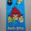 ผ้าเช็ดตัวขนหนู แองกี้เบิร์ด Angry bird ขนาด 125 ซม. * 65 ซม.