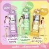 LP424 ทาตัว CC Milky Cream AQUA Body white Protection SPF 45 PA+++ ซีซี ครีม (CC Cream :Color Control Cream) มี 3 สูตร สีม่วง/สีเขียว/สีเหลือง