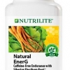 Nutrilite Natural EnerG อาหารเสริมทดแทนคาเฟอีน ให้คุณทำงานได้ต่อเนื่อง กระปรี้กระเปร่า ไม่ง่วงนอน(Sugar Free) Amway USA