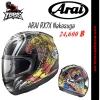 หมวกกันน็อค ARAI RX7X Nakasuga