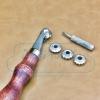 ล้อกดระยะ สำหรับให้ด้ายจมสวย และใช้กับ Speedy Stitcher Sewing