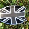เบ้ามือเปิด NEW YARIS 2017 ATIV ลายธงชาติอังกฤษดำ